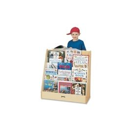 Rainbow Accents Birch Flushback Pick-a-Book Stand
