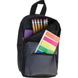 Backpack Style Pencil Pouch