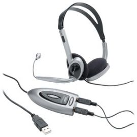 Multimedia USB Stereo Headset