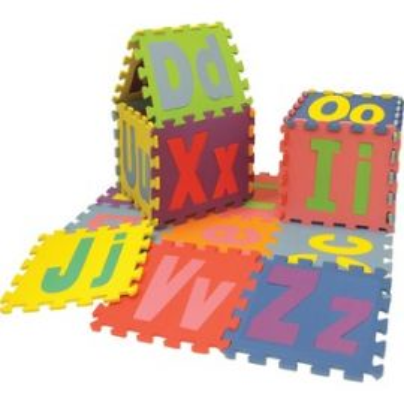 WonderFoam Alphabet Puzzle Mat