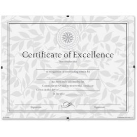 Frameless Certificate Clip Frame