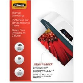 SuperQuick Glossy Laminating Pouches