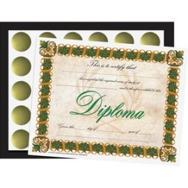 Diploma/Graduation All-in-1 Set
