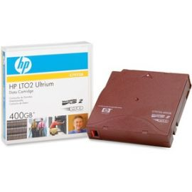LTO Ultrium Generation II Data Cartridge
