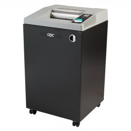 GBC TAA Compliant CX40-59 Cross-Cut Commercial Shredder, Jam-Stopper, 40 Sheets, 20+ Users