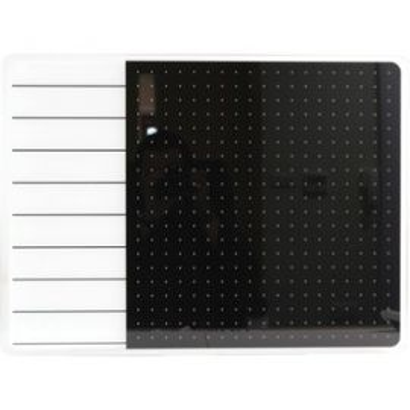 Viztex Dry-erase Magnetic Whiteboard