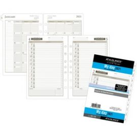 1PPD Dated Daily Planner Refills
