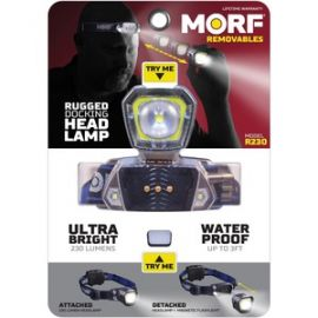 Removable Light Headlamp