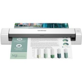 Duplex Compact Mobile Document Scanner