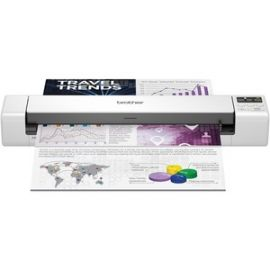 DS-940DW Duplex and Wireless Compact Mobile Document Scanner
