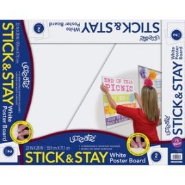 Stick & Stay Poster Board