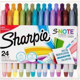 S-Note Creative Markers
