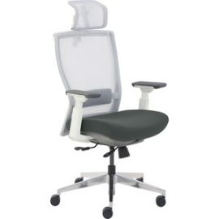 London Highback Task Chair with Headrest