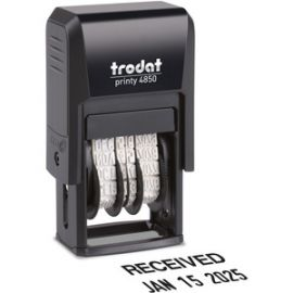 Trodat Micro Message Date Stamp