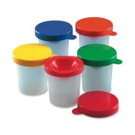Three-piece Paint Cups Set
