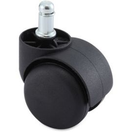 Hard Wheel Large Neck Brake Casters