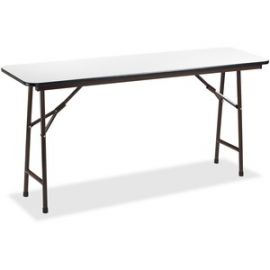 Gray Folding Banquet Table
