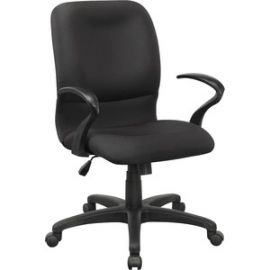 Executive Mid-Back Fabric Contour Chair