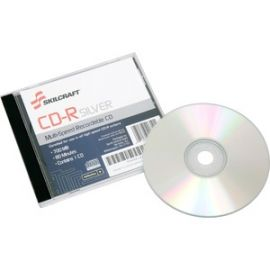 Recordable CD with Jewel Case