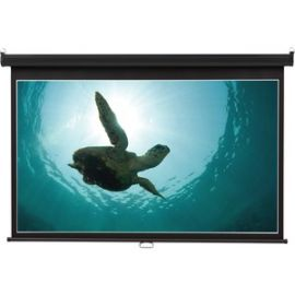 Wall Mount Wide Format Projection Screen