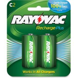 Recharge Plus C Batteries