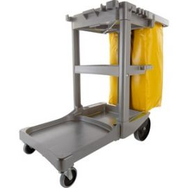 Janitorial Cleaning Cart