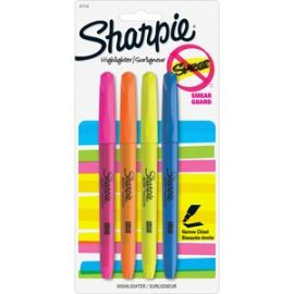 Accent Highlighters with Smear Guard