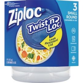 Twist 'n Loc Small Containers