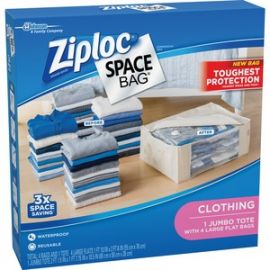 Clothing Space Bag