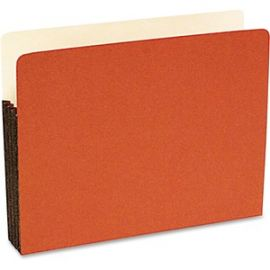 Durable Redrope Expanding File Pockets