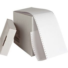 Continuous Feed Punched Index Cards