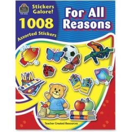 Reasons Stickers Galore Book