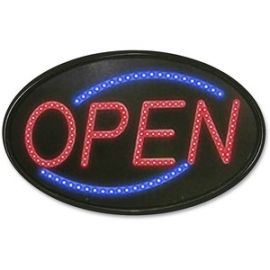 Newton LED Sign
