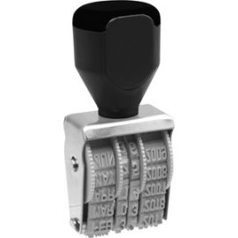 Heavy Duty Rubber Date Stamps