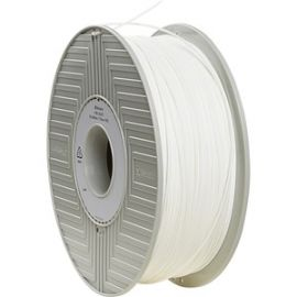 PLA 3D Filament 1.75mm 1kg Reel - White