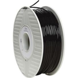 PLA Filament 3mm 1kg Reel - Black