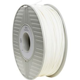 PLA 3D Filament 3mm 1kg Reel - White
