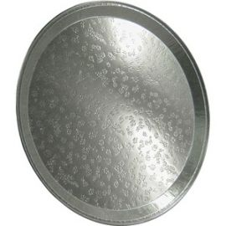 Western Plastics Flat Foil Party Tray
