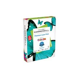 Hammermill Paper for Color 3-holes punched Laser Print Laser Paper