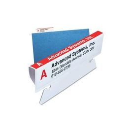 Smead Viewables Tabs with Label Protector