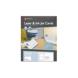 MACO Micro-perforated Laser/Ink Jet Post Cards