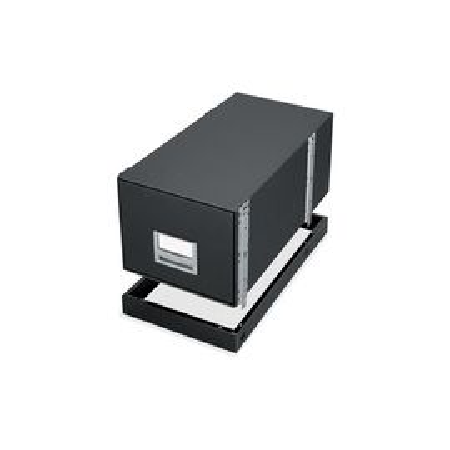 Bankers Box 12602 Floor Mount for Storage Box - Black