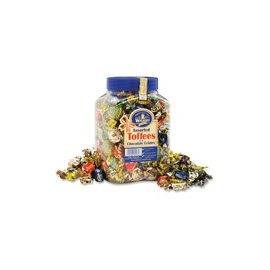 Office Snax Assorted Royal Toffee Candy