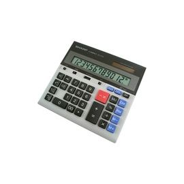 Sharp Calculators QS-2130 12-Digit Commercial Desktop Calculator
