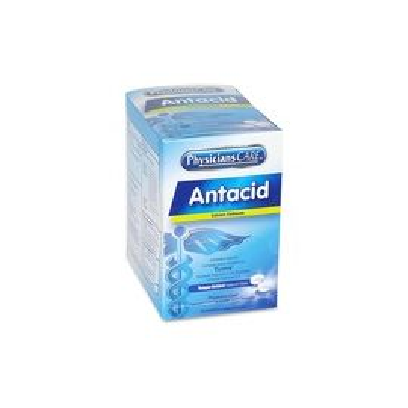 PhysiciansCare Antacid Medication Tablets