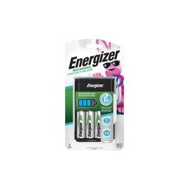 Energizer Recharge 1-Hour Charger for NiMH Rechargeable AA and AAA Batteries