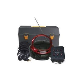 AmpliVox Listening Center with Bluetooth CD Boombox with AM /FM Radio