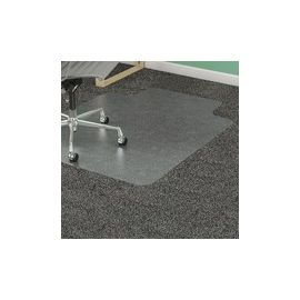 Lorell Standard Lip Low-pile Antistatic Chairmat
