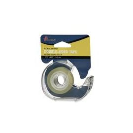 SKILCRAFT Double Sided Tape with Refillable Dispenser