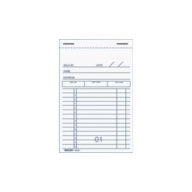 Rediform Sales Receipt Books